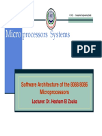 Lecture 9 Software Architecture