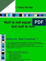 SQL Tuning Briefing