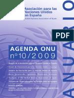 Agenda ONU 10 2009