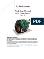 Volvo Penta Workshop Manual Part b