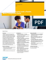 Large Enterprise - Streamlined Planning and Faster, More Compliant Close-BPC