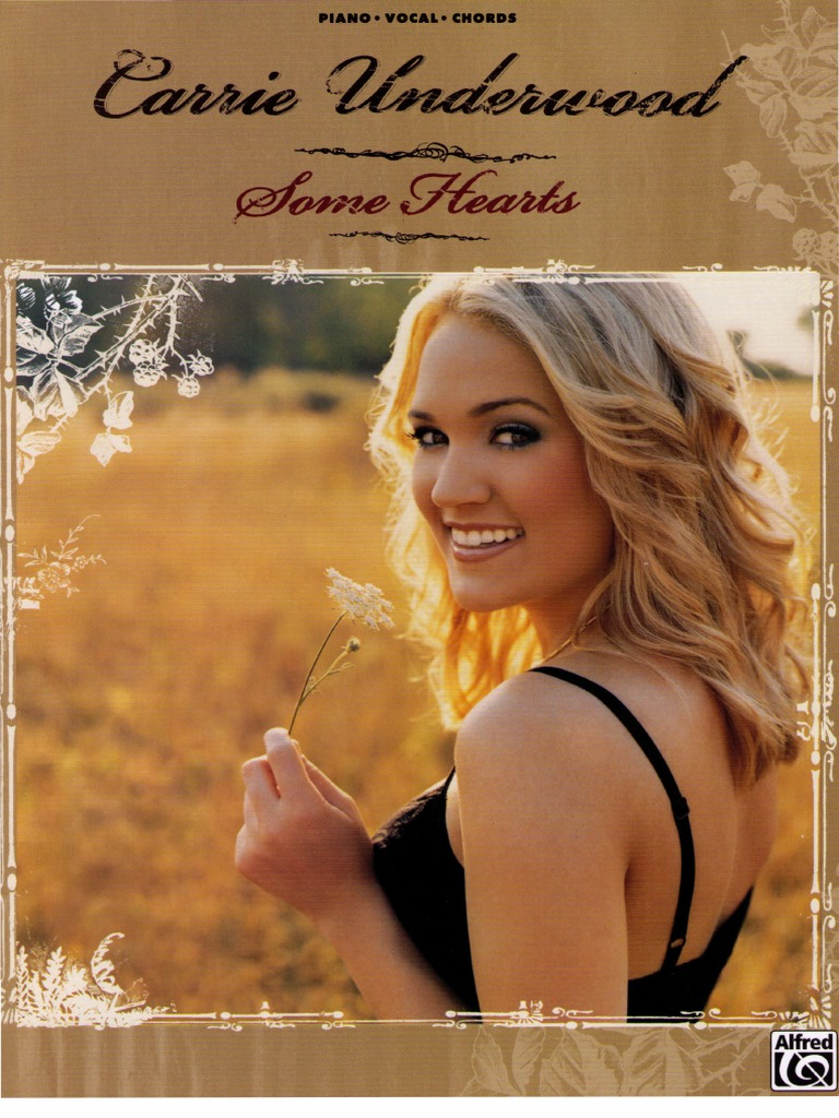 Carrie Underwood Some Hearts Songbook Pvgpdf