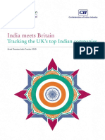 Tracking the UK's Top Indian Companies 2015
