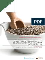 Caracterización y Diagnóstico de La Cadena de Valor de La Chía en Argentina