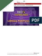 Raio X VEstibulares Portugues