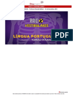 Raio x Vestibulçares Matematica Prof Luiz