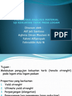 Ppt Analisis Material