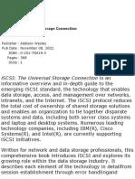 ISCSI Universal Storage John Hufferd