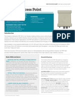 PMP 450 Access Point March2015