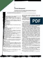 E1166-91 Network Level Pavement Management