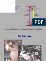 Optics Lasers