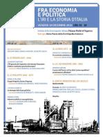 LxIRI e La Storia DxItalia - 18.12.2015