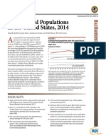 Correctional Populations in the United States, 2014