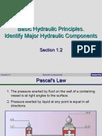 1.2 Hydraulic Principles