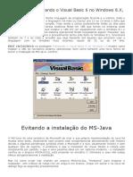 instalando o Visual Basic 6 no Windows 8.X, 7 e Vista.pdf