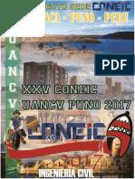 Xxv Coneic-juliaca 2017
