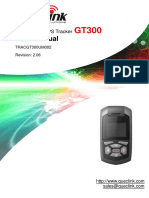 GT300 User Manual V2.06