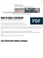 Boxing Masterclass - How to Fight a Southpaw