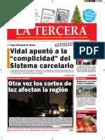 Diario La Tercera 29.12.2015