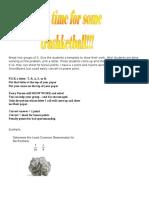trashketball information