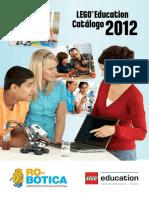 Catalogo LEGO Education 2012