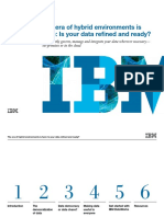 The Era of Hybrid Environments is Here, Is your data refined and ready?