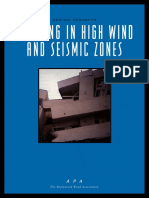 Building in High Wind and Seismic Zones (APA)