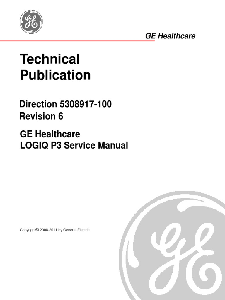 logiq p3 service manual ge computing and information technology