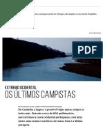Os Últimos Campistas Em Portugal