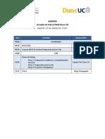 Agenda_jornada de Cierre