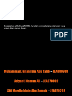 leksikografi-permasalahan kamus oleh Asraf (1995)