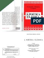 Poetica Horacio