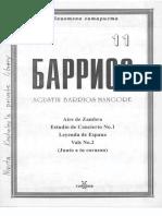 Barrios Vol 11 Toropov 1997