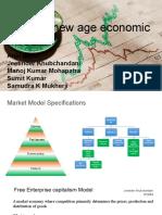 new age economic model