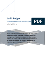Judit Polgar 72 Brilliant Moves From Her Chess Games
