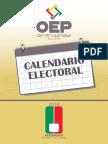Calendario Electoral - Referendo 2016