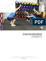 The Crossfit Kids Startup Curriculum