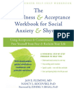 Mindfulness & Social Anxiety