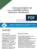 Serviciul Supravegherii de Stat a Sănătății_III