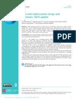 New Anti TB Drug n Regimens 2015