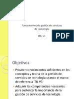 Seminario ITIL V3 Completo