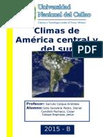 Climas de América central y del sur.docx