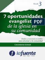 7 Oportunidades Evangelisticas