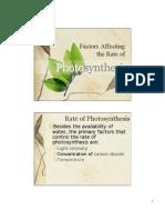 PhotosynFactors