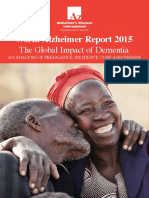 World Alzheimer Report 2015