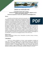 Madeira - Emprego na Construção Civil