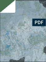 PLANNING MAP-2nd Masurian Lakes