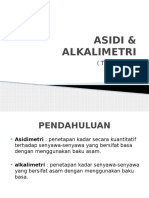 Presentation Acidi Alkalimetri