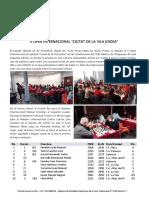 Cronica II Open Internacional Ciutat de La Vila Joiosa