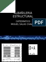 Albañileria Estructural Clase Viii UAP